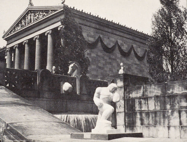 Sculpture International exhibition 1940