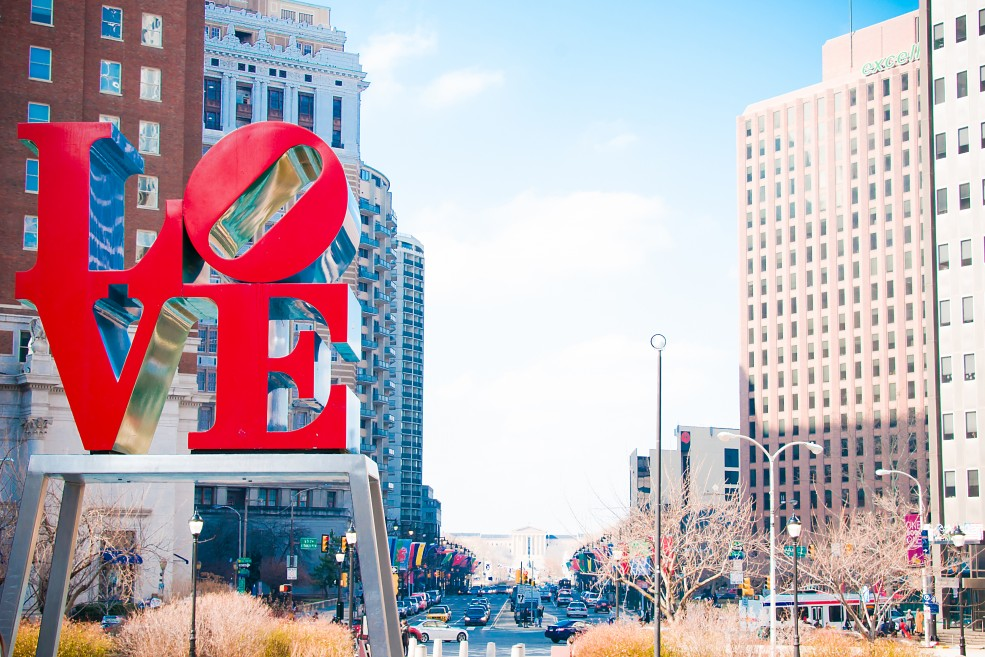 #LOVEpublicart photo submission by  Jill Fratanduono on Facebook.