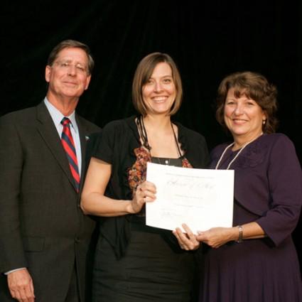 Fairmount Park Art Association receives the AASLH Award of Merit for its Museum WIthout Walls: AUDIO program