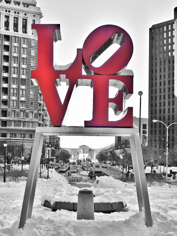 #LOVEpublicart photo submission by Amy Irvin on Facebook.