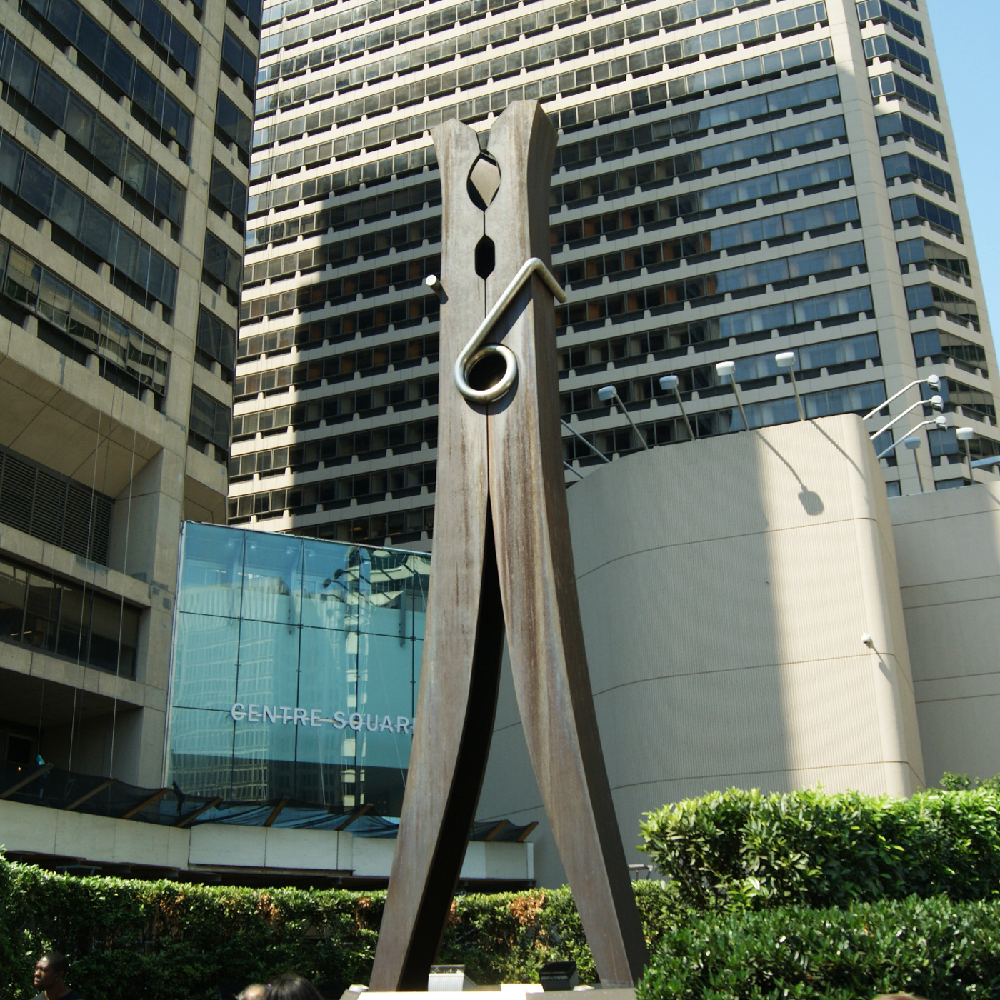 clothespin association for public art