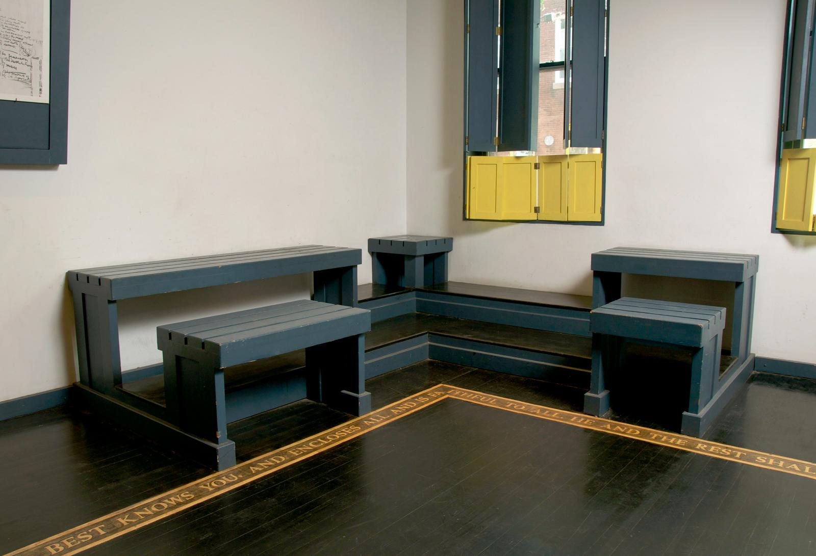 Louis Kahn Lecture Room