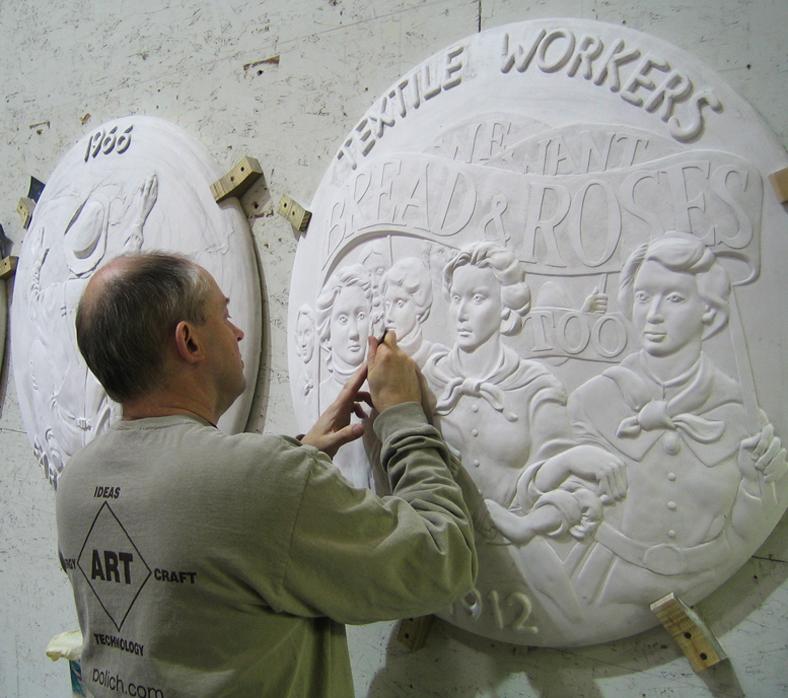 Artist John Kindness