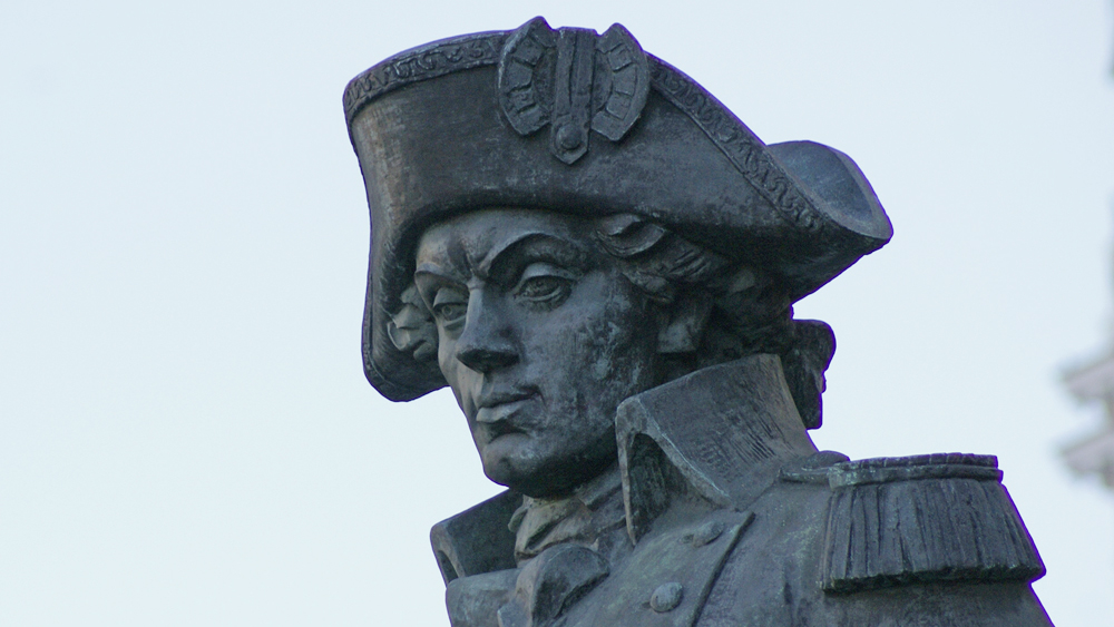 General Tadeusz Kosciuszko