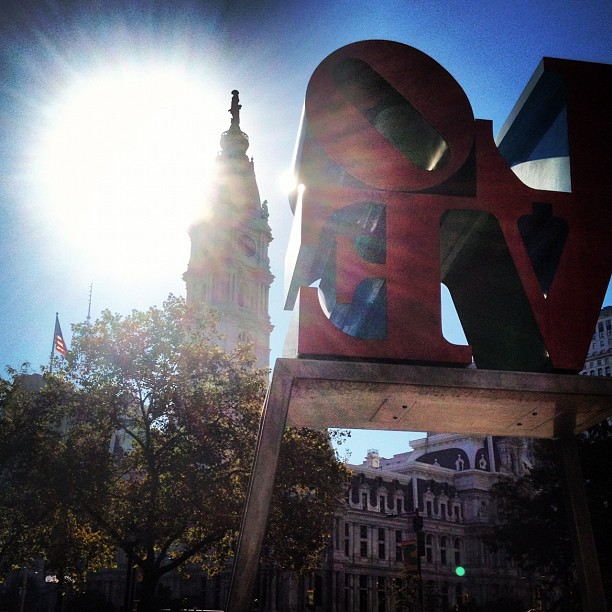 #LOVEpublicart photo submission by Kelly Gidzinski on Facebook.