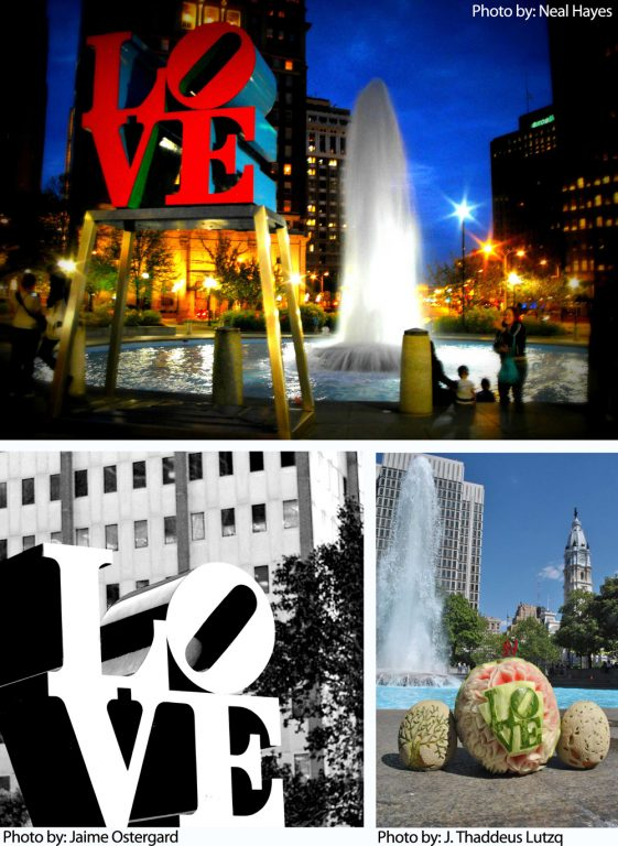 #LOVEpublicart winning photos