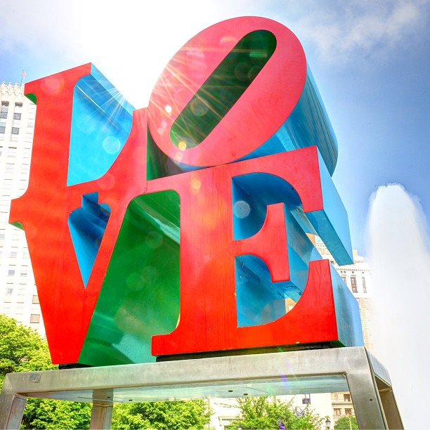 #LOVEpublicart photo submission by Lonnie Graham on Facebook.
