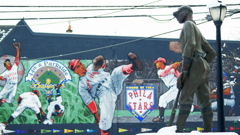 Negro Leagues Memorial