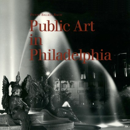 Cover of Public Art in Philadelphia