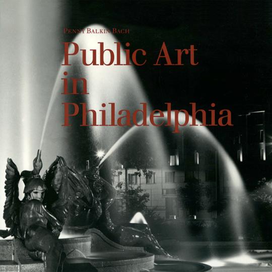 Cover of Public Art in Philadelphia