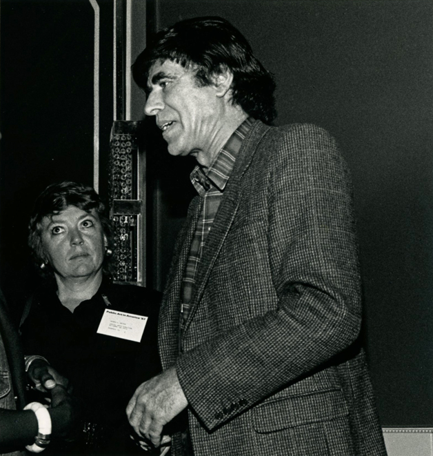 Photo Gary McKinnis © 1987 for the Association for Public Art