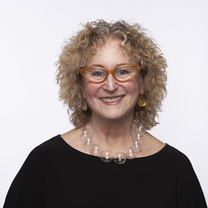 Portrait of aPA's Executive Director Penny Balkin Bach