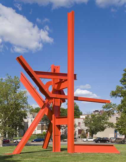 Iroquois by Marc di Suvero