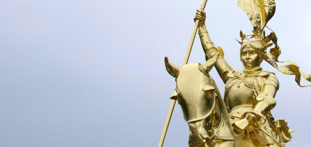 Joan of Arc by Emmanuel Frémiet