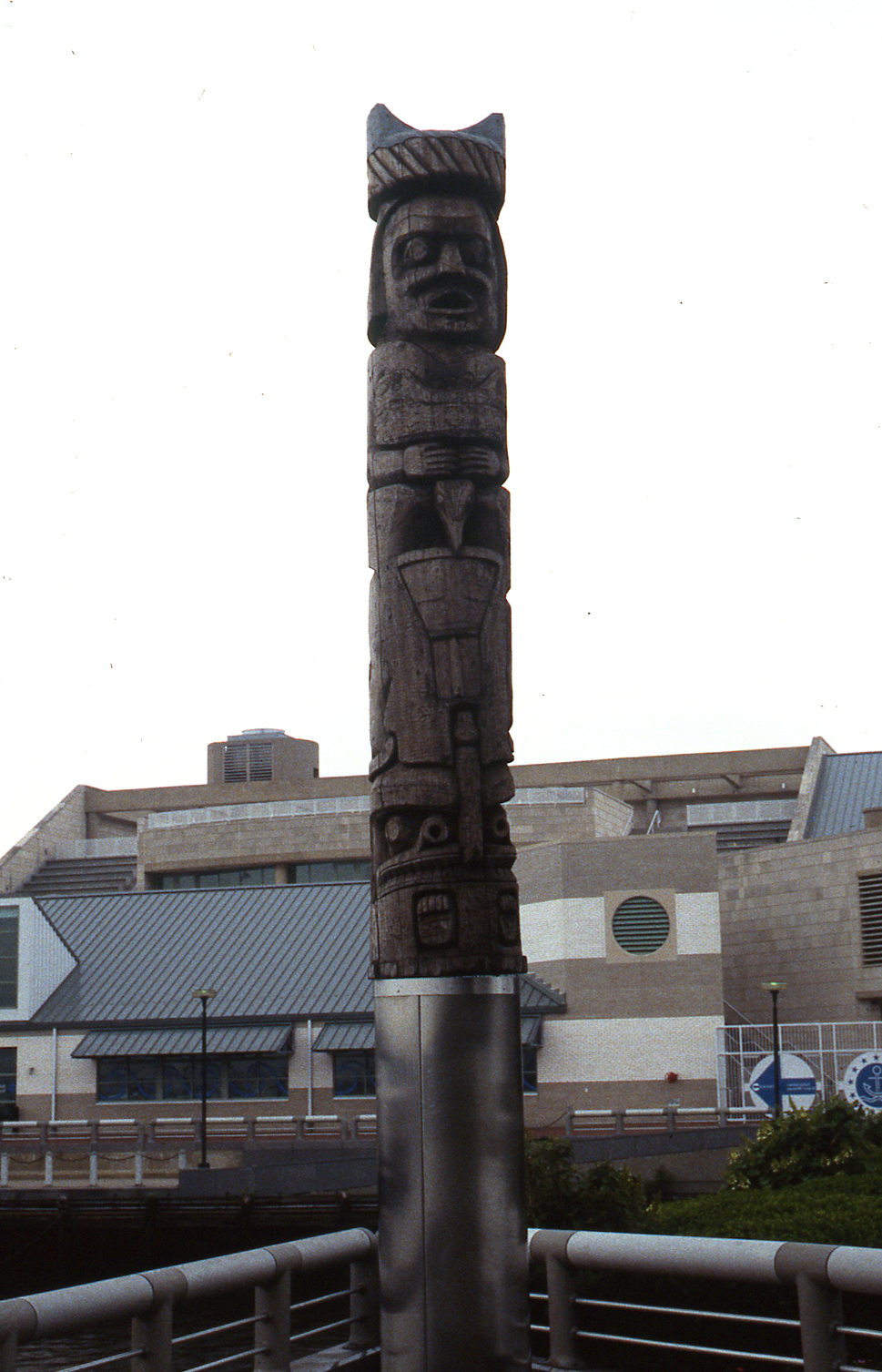 House Post (Totem)