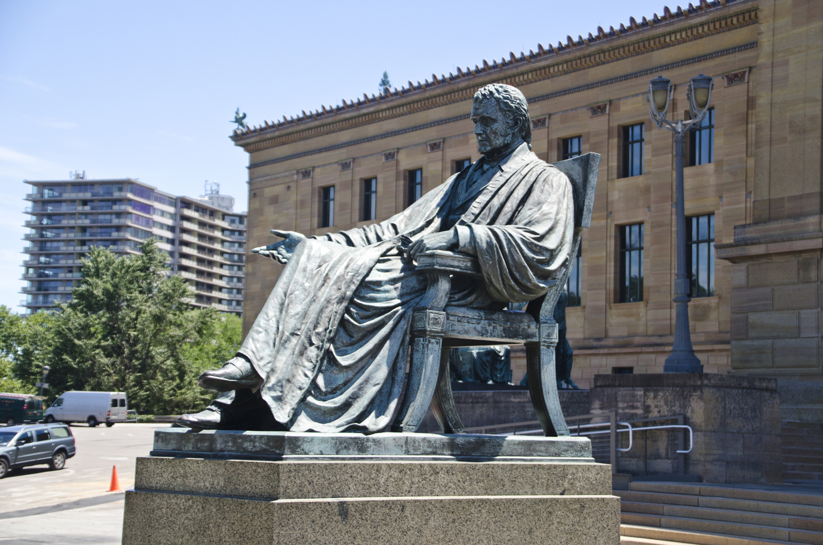 Chief Justice John Marshall Association For Public Art