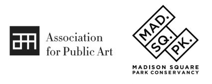 Association for Public Art and Madison Square Park Conservancy Logos