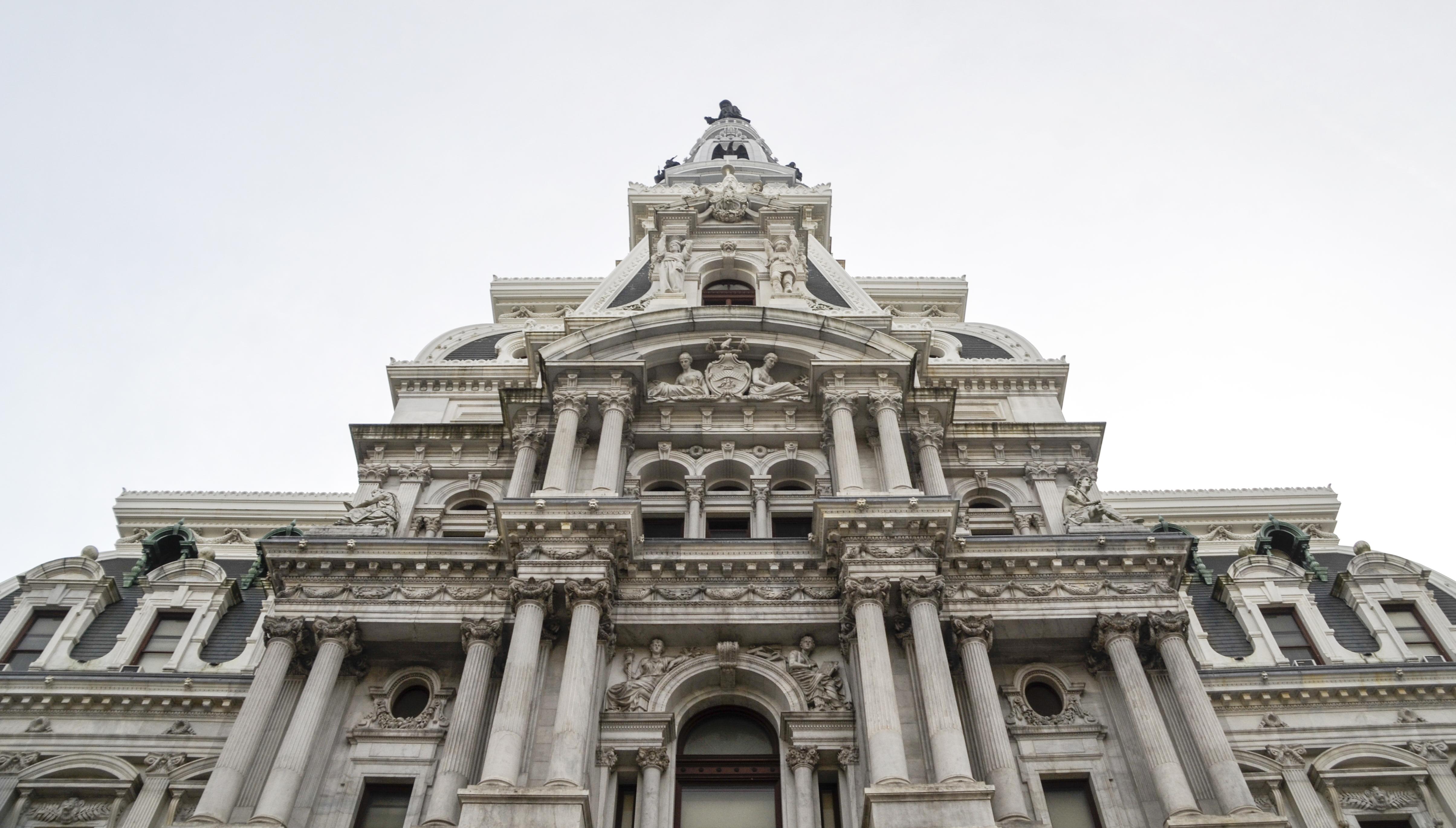 City Hall facade