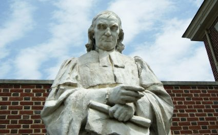 John Witherspoon of the Calder Statues