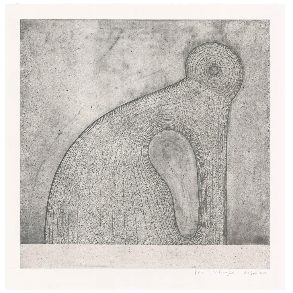 Martin Puryear Print