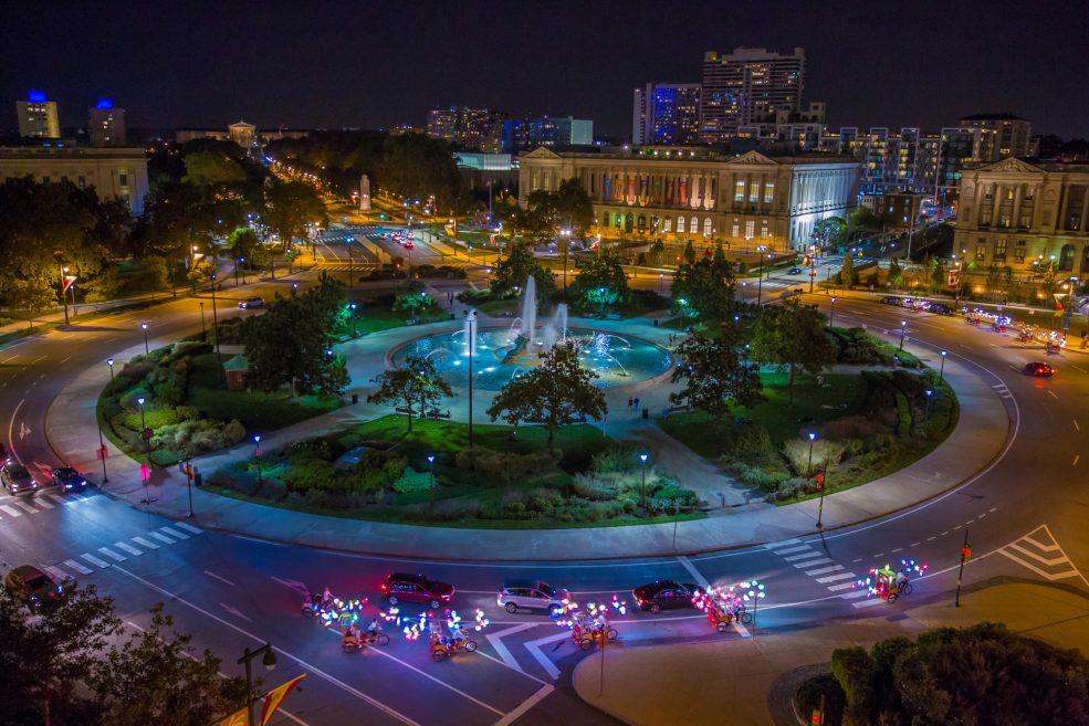 View from Assembly rooftop. Photo by Jeff Fusco Photography.