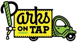 Parks on Tap logo