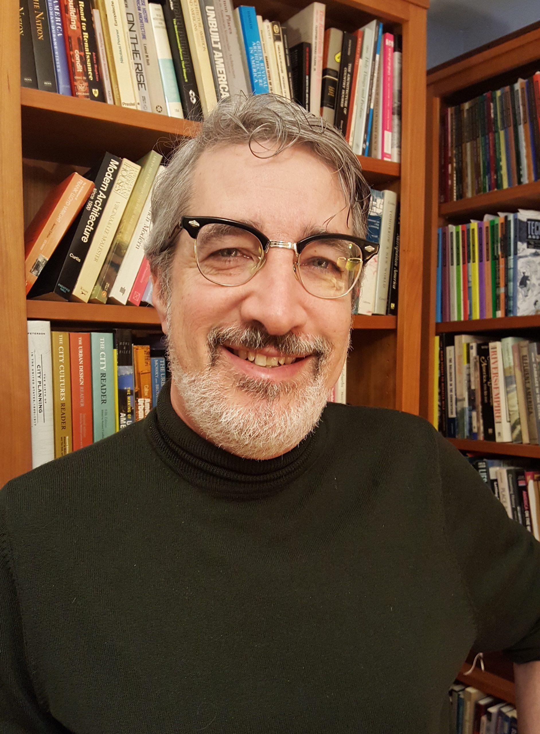 Headshot of Dr. Paul Jaskot